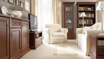 Дневна с класически мебели