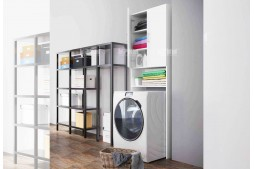 Колонен шкаф за пералня СИТИ 6258