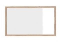 Огледало 80 Соло - дъб сонома