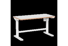 Ергономично детско бюро КАРМЕН CR-103 - бяло