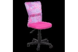Детски стол КАРМЕН 7022-1 - розов