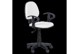 Детски стол КАРМЕН 6012 MR - бял