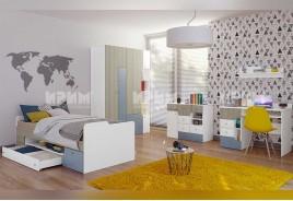 Детска стая Модерно Синьо