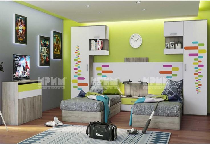 Детска стая Сити 5010