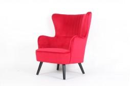 Кресло ERIK червено