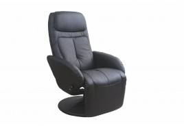 Релакс стол ОПТИМА - черен