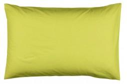Калъфка за възглавница 50/70 см лайм 100% памук