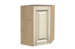 Горен шкаф VANILLA В60 ъглов с една врата