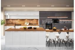 Кухня СИТИ 964 с термоплот