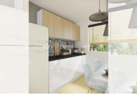 Модулна кухня Dominic с термоплот