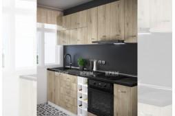 Кухня СИТИ 977 с термоплот