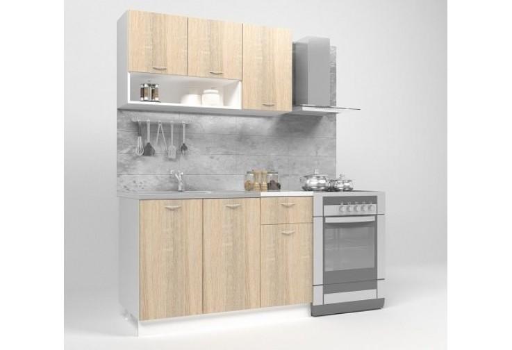 Кухненски комплект Bertha 1.2m с включен плот