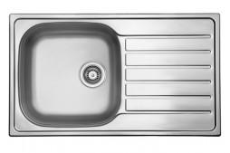 Кухненска мивка алпака ME 860.500