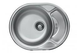 Кухненска мивка алпака Rondo EX158