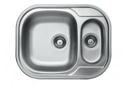 Кухненска мивка алпака Bianca EX155