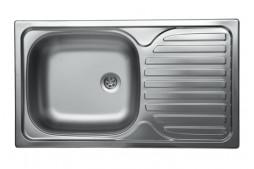 Кухненска мивка алпака Classic EC140