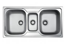 Кухненска мивка алпака Colea EX319