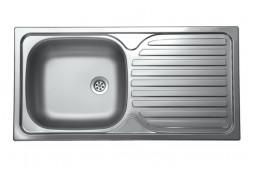 Кухненска мивка алпака Classic EC142