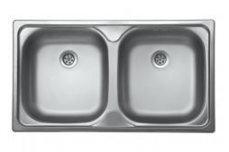 Кухненска мивка алпака Classic EC189