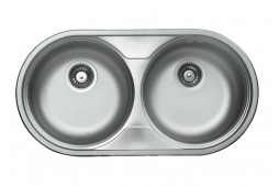 Кухненска мивка алпака Rondo EC139