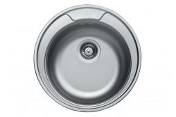 Кухненска мивка алпака Rondo EC145