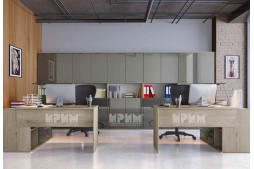 Модулно офис обзавеждане Сити 9052