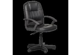 Офис стол КАРМЕН 6080-1 - черен