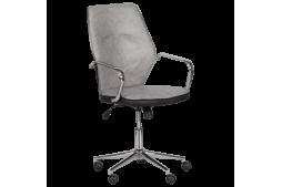 Работен офис стол КАРМЕН 6374-1 - сив