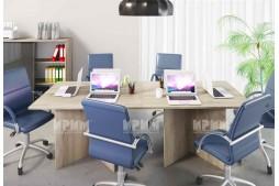 Комплект мебели за офис Сити 9054