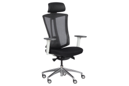 Президентски офис стол КАРМЕН 7540 - черен