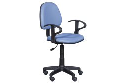 Детски стол КАРМЕН 6012 MR - светлосин