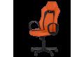 Геймърски стол КАРМЕН 7525 R - оранжево - черен