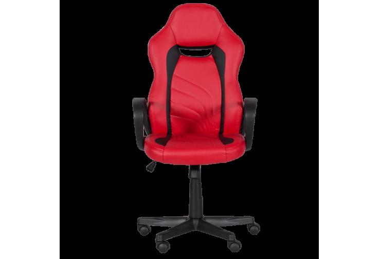 Геймърски стол КАРМЕН 7525 R - червено - черно