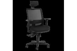 Президентски офис стол SEVERO - черен