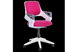 Детски стол CLEVER Е- розов