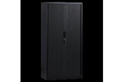 Метален шкаф КАРМЕН CR-1279 L SAND - черен