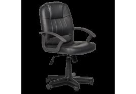 Офис стол КАРМЕН 6080 - черен