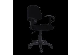 Детски стол КАРМЕН 6012 - черен