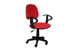 Детски стол КАРМЕН 6012 - червен