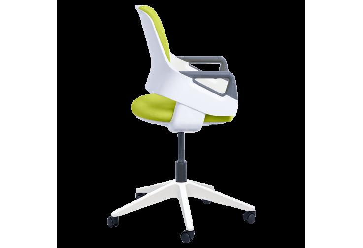 Детски стол CLEVER Е - горчица