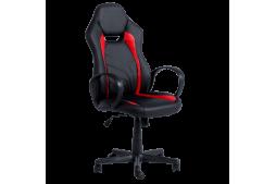 Геймърски стол КАРМЕН 7525 - черно-червен