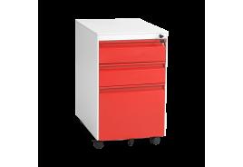 Офис контейнер КАРМЕН CR-1249 L SAND - червен