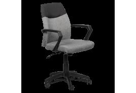 Офис стол КАРМЕН 6002 - сив