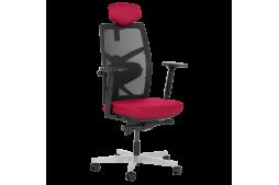 Президентски офис стол FREDO - червен