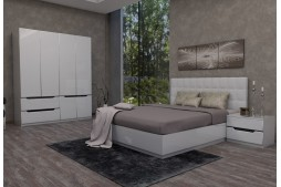 Спален комплект АЛЯСКА - Конфигурация № 4