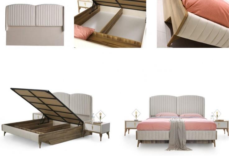 Спален комплект FIESTA