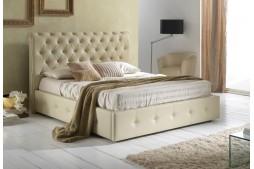 Тапицирано легло PENINSULA кремаво 160/200см