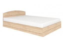 Легло АПОЛО 6 дъб сонома