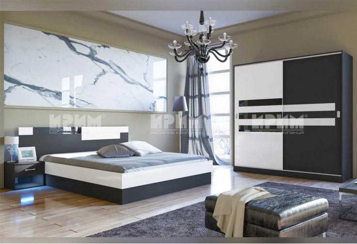 Спален комплект СИТИ 7022