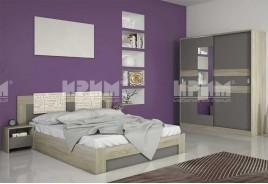 Спален комплект СИТИ 7024